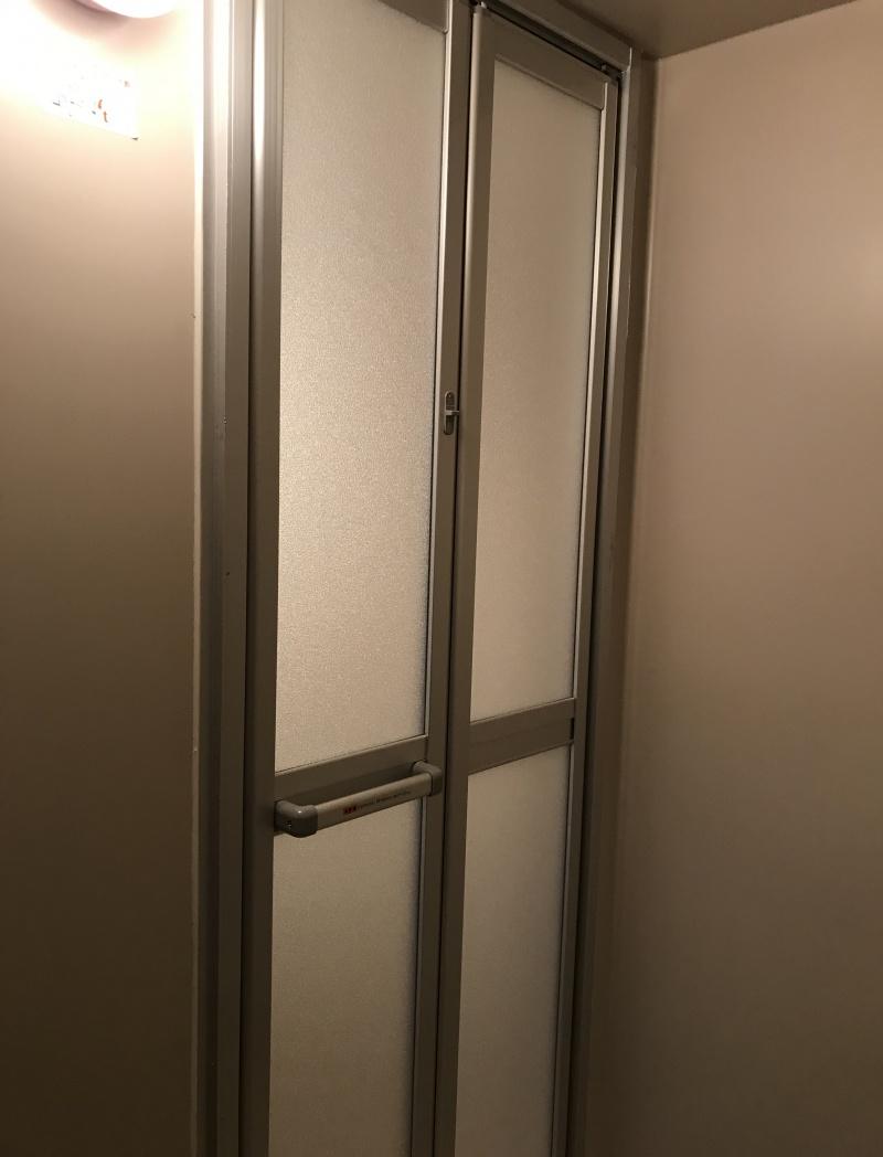 大府市 お風呂ドア交換・浴室ドアリフォーム工事 完成写真