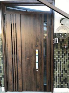 大府 ホンダトーヨー住器株式会社 施工 リシェント玄関ドア