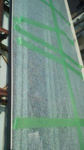 大府市 LIXIL ステンレスパイプシャッター 窓の防犯対策 2012/03/19