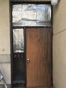 大府市 LIXILリシェント 玄関ドア3取付工事 2019/11/13