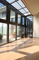 知立市 サンルーム工事 2階のベランダにサンルーム 2009/12/13