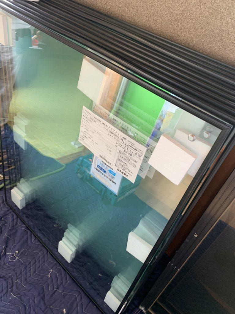 愛知県大府市 窓ガラス工事店 断熱と遮音を高めるペアガラス工事【ホンダトーヨー住器株式会社】
